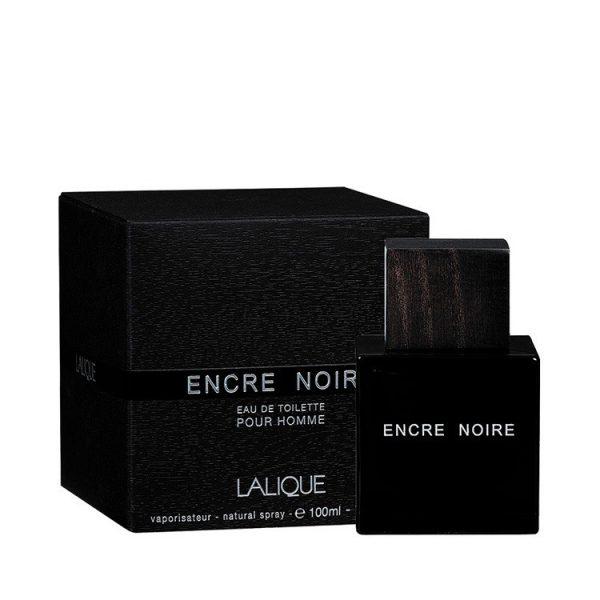 ادو تويلت مردانه لاليک مدل Encre Noire حجم 100 ميلي ليتر