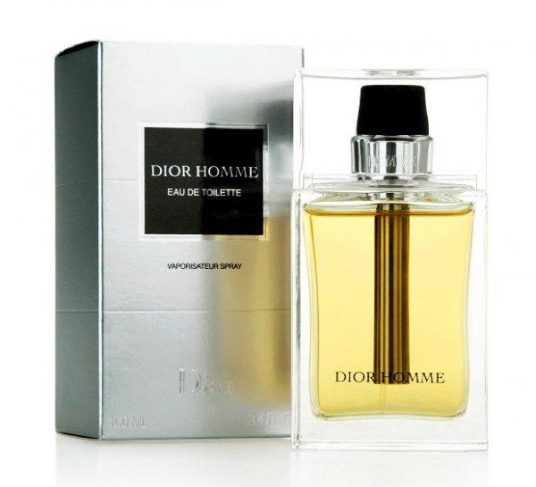 ادو تويلت مردانه ديور مدل Dior Homme حجم 100 ميلي ليتر