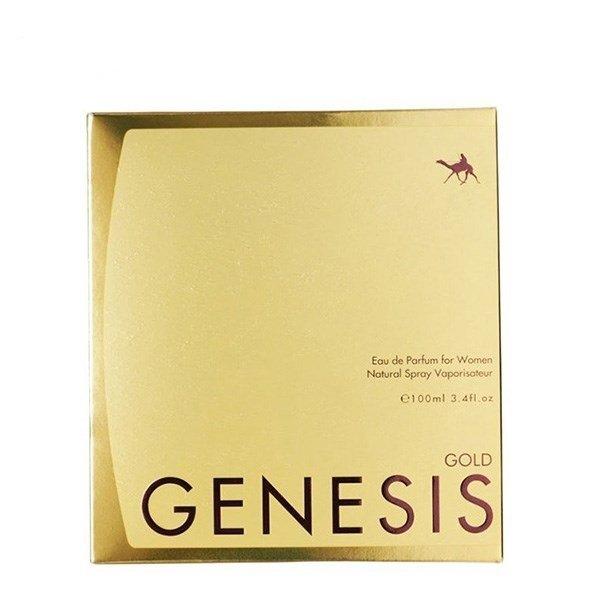 ادو پرفيوم زنانه امپر مدل Genesis Gold حجم 100 ميلي ليتر