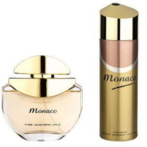 ست ادو پرفيوم زنانه امپر پرايو مدل Monaco حجم 100 ميلي ليتر
