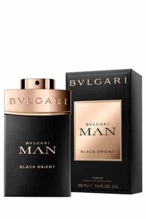 پرفيوم مردانه بولگاري مدل Bvlgari Man Black Orient حجم 100 ميلي ليتر