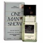 ادو تويلت مردانه ژاک بوگارت مدل One Man Show حجم 100 ميلي ليتر