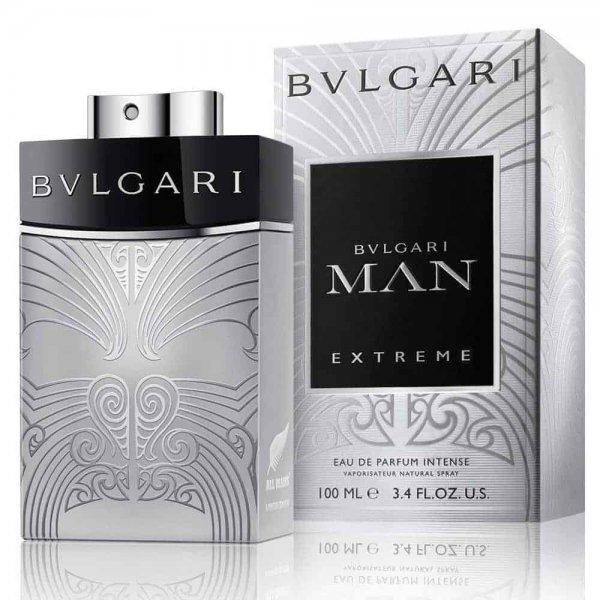 ادو پرفيوم مردانه بولگاري مدل Man Extreme Intense حجم 100 ميلي ليتر