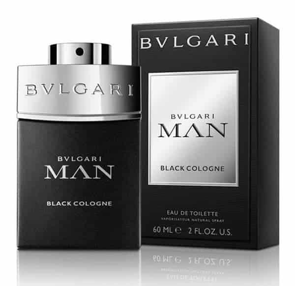 ادو تويلت مردانه بولگاري مدل Bvlgari Man Black Cologne حجم 100 ميلي ليتر