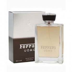 ferrari uomo edt perfume for men 125ml 300x300 - ادو تويلت مردانه فراري مدل Uomo حجم 100 ميلي ليتر