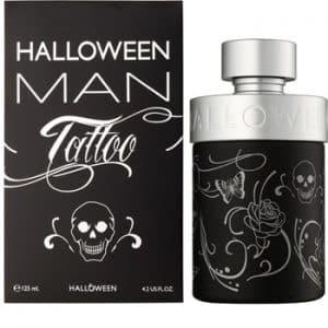 ادو تويلت مردانه خسوس دل پوزو مدل Halloween Tattoo Man حجم 125 ميلي ليتر