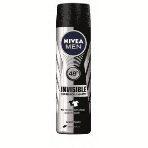 اسپري مردانه نيوآ مدل Invisible حجم 150 ميلي ليتر