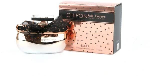 ادو پرفيوم زنانه امپر مدل Chifon Rose Couture حجم 100 ميلي ليتر