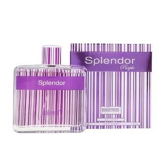 ادو پرفيوم مردانه سريس مدل Splendor Purple حجم 100 ميلي ليتر