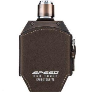 ادو تويلت مردانه امپر مدل Speed Touch Oud حجم 100 ميلي ليتر