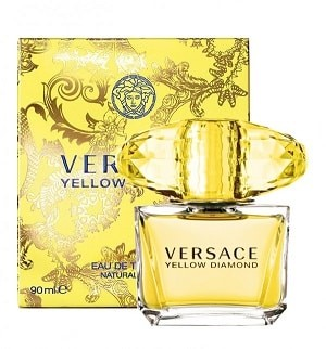 versace yellow diamond edt for women 90ml 1 - چطور یک عطر خوب بخریم؟