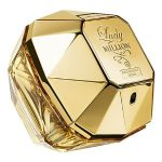 ادو پرفيوم زنانه پاکو رابان مدل Lady Million Absolutely Gold حجم 80 ميلي ليتر