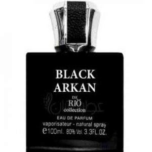 ادو پرفیوم مردانه ریو کالکشن مدل Rio Black Arkan حجم 100ml