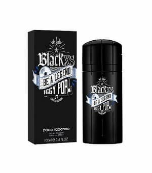 ادو تويلت مردانه پاکو رابان Black XS Be a Legend حجم 100ml