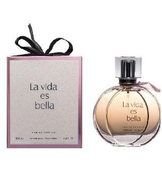 1 1 - ادو پرفيوم زنانه فراگرنس ورد مدل La Vida Es Bella حجم 100 ميلي ليتر