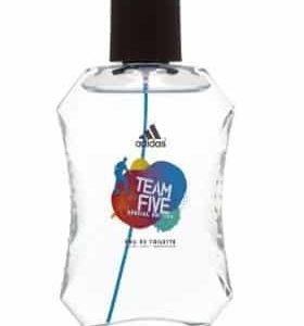 Perfume Adidas Team Five Eau De Toilette For Men 100ml21cfb2 1 280x300 - ادو تويلت مردانه آديداس مدل Team Five حجم 100 ميلي ليتر