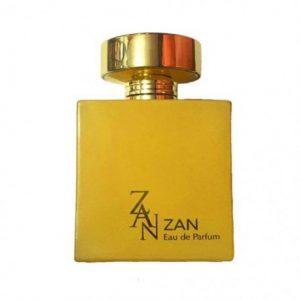 ادو پرفیوم زنانه فراگرنس ورد مدل Zan حجم 100 میلی
