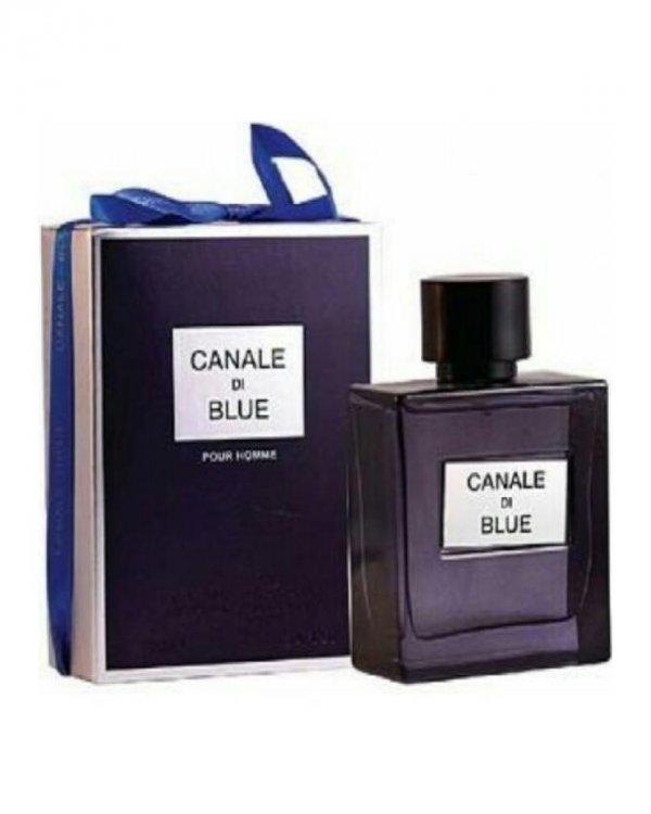 fragrance world 5166 2043383 1 zoom 600x750 - ادو پرفیوم مردانه فراگرنس ورد مدل Canale Di Blue حجم 100میلی لیتر