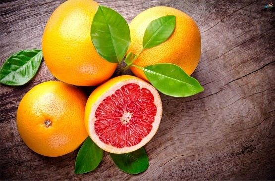 گریپ فروت - با خوردن این میوه بهسرعت لاغر می شوید