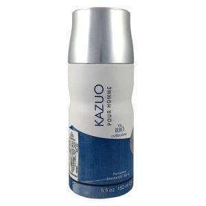 1471146 300x300 - اسپری ضد تعریق مردانه ریو کالکشن مدل Rio Kazou Pour Homme حجم 150ml