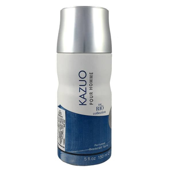 1471146 600x600 - اسپری ضد تعریق مردانه ریو کالکشن مدل Rio Kazou Pour Homme حجم 150ml