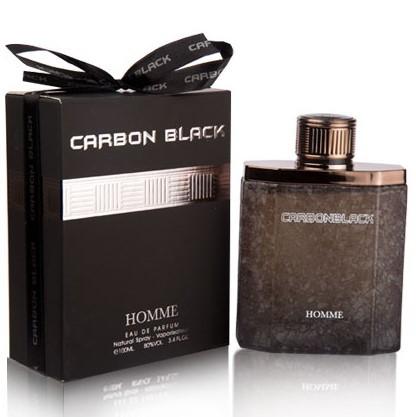 ادو پرفیوم مردانه فراگرنس ورد مدل Carbon Black حجم 100 میلی لیتر