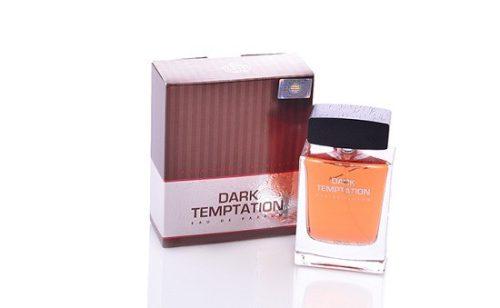 ادو پرفیوم مردانه فراگرنس ورد مدل DARK TEMPTATION حجم 100 میلی لیتر