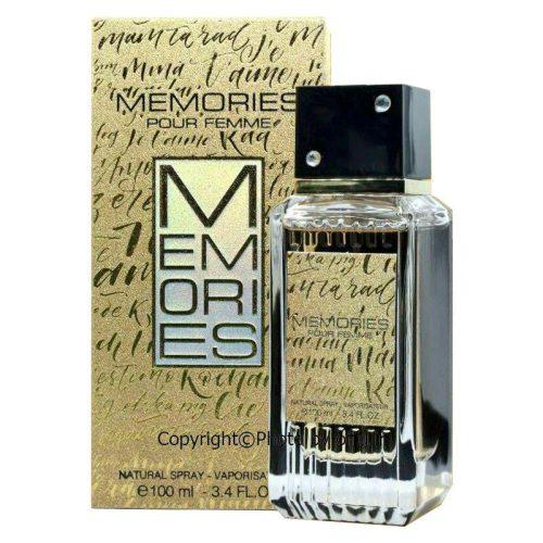ادو پرفيوم زنانه فراگرنس ورد مدل Memories حجم 100 میلی لیتر