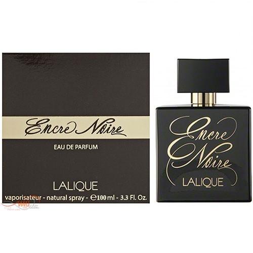 عطر ادکلن لالیک مشکی زنانه-انکر نویر Lalique Encre Noire Pour Elle