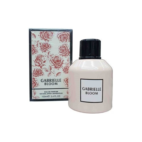 عطر زنانه فراگرنس ورد مدل گابریل بلوم (Gabrielle Bloom) حجم 100 میل