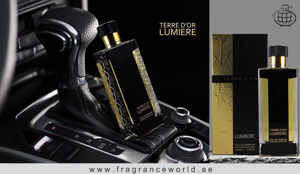 عطر فراگرنس ورد تری دی اور لومیر (Terre D'or Lumiere) حجم 100 میل