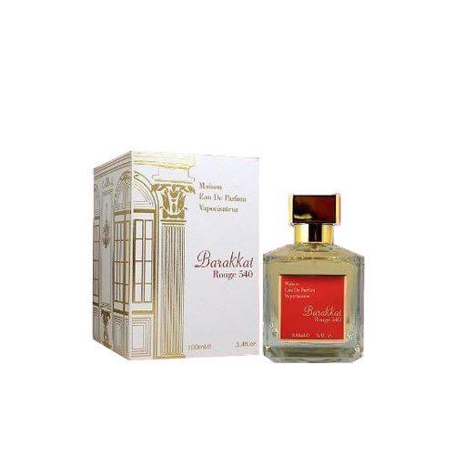 عطر ادکلن اسپرت باکارات رژ ۵۴۰ فراگرنس ورد باراکات روژ 540 (Fragrance World Barakkat Rouge) حجم 100 میل