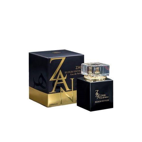 عطر ادکلن زنانه شیسیدو زن گلد الکسیر فراگرنس ورد گلد ادیشن (Fragrance World Shiseido Zen Gold Elixir) حجم 100 میل
