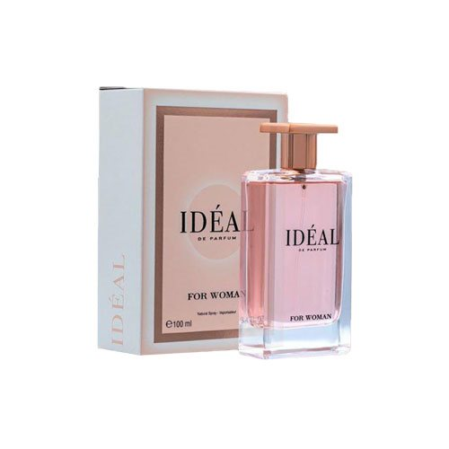 عطر ادکلن زنانه لانکوم آیدول فراگرنس ورد ایده آل (Fragrance World Lancom Idole) حجم 100 میل