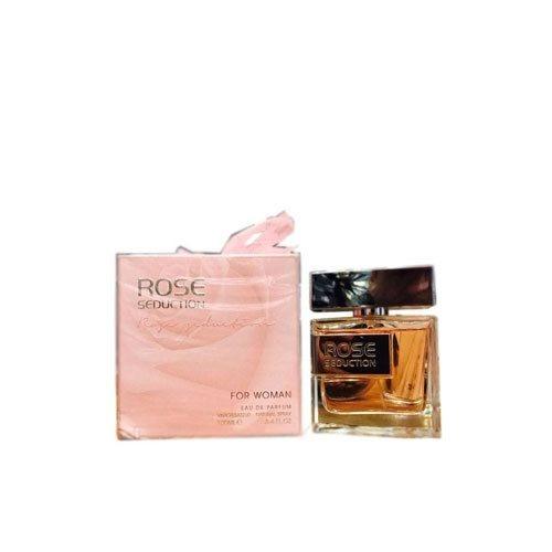عطر ادکلن زنانه فراگرنس ورد رز سداکشن (Fragrance World Rose Seduction)